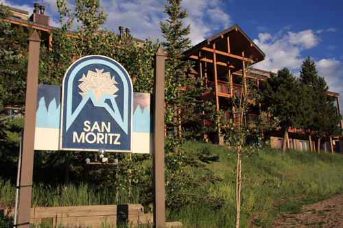san Moritz, Crested Butte Colorado